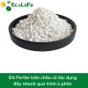 Đá Perlite trân châu có tác dụng đẩy nhanh quá trình ủ phân