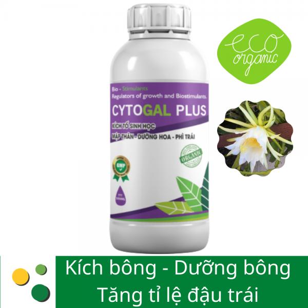 Phân bón tảo biển Cytogal Plus chai 500ml